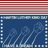 Martin luther king day Royalty Free Stock Photos
