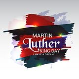 Martin luther King Day. Vector illustration of a Background for Martin luther King Day vector illustration