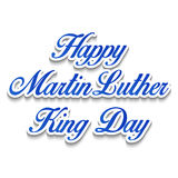 Martin Luther King Day Royalty Free Stock Photography