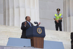 Martin Luther King III, Royalty-vrije Stock Afbeeldingen