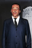 Martin Luther king JR. At Madame Tussauds Wax Museum in Washington D.C Royalty Free Stock Images