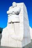 Martin Luther King Jr commémoratif image libre de droits