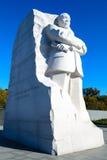 Martin Luther King Jr commémoratif images libres de droits