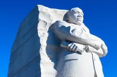 Martin Luther King Jr commémoratif photographie stock libre de droits