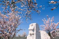 Martin Luther King Jr commémoratif photos stock