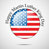 Martin Luther King, Jr. Day background Royalty Free Stock Photography