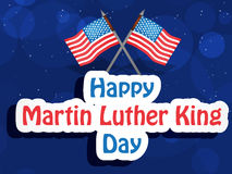 Martin Luther King, Jr. Day background Stock Photo