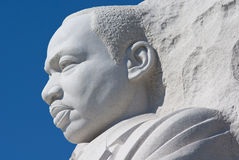 Martin- Luther King Jr.denkmal Lizenzfreies Stockfoto