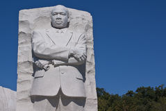 Martin Luther King Jr. Memorial Royalty Free Stock Photos