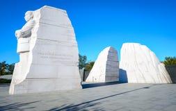 Martin Luther King Jr memorial fotografia de stock