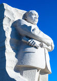 Martin Luther King Jr. Memorial. Cherry Blossoms royalty free stock image
