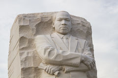 Martin Luther King, Jr. Memorial Stock Images
