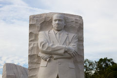 Martin Luther King, Jr. Memorial Royalty Free Stock Photography