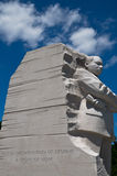Martin Luther King - Out of the Mountain of Despair, a Stone of Hope Royalty Free Stock Photos