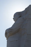 Martin luther king. Jr Memorial opened to the public in 2011 Royalty Free Stock Photo