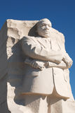 Martin Luther King, Jr. Memorial. The Martin Luther King, Jr. Memorial viewed from the front royalty free stock photos