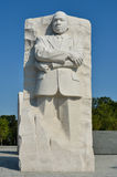 Martin Luther King Jr. Memorial in Washington DC  Royalty Free Stock Image