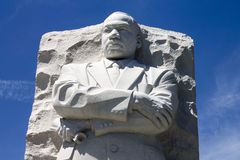 Martin Luther King Jr Memorial. The Martin Luther King Jr Memorial in Washington, DC, United States Stock Photos