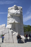 Martin Luther King Jr Memorial. The Martin Luther King Jr Memorial in Washington, DC, United States Stock Photography