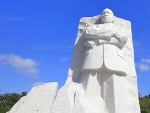 Martin Luther King Jr. Memorial. In Washington DC, USA stock photo