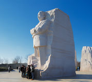 The Martin Luther King, Jr. Memorial in Washington DC, USA Stock Photo