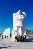 The Martin Luther King, Jr. Memorial in Washington DC, USA Royalty Free Stock Photos