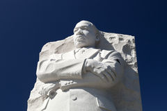 The Martin Luther King Jr. Memorial Royalty Free Stock Photography