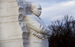 Martin Luther King Jr. Memorial Royalty Free Stock Photo
