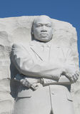 Martin Luther King Jr. Monument Royalty Free Stock Photography