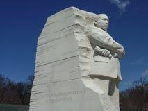 Martin Luther King Jr Monumento nacional fotografía de archivo