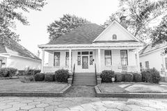 Martin Luther King Jr. Parsonage Home in Montgomery, Alabama Stock Image