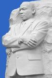 Martin Luther King Jr. pomnik Obrazy Royalty Free