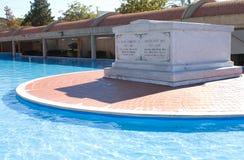 Martin Luther King Jr Tomb Stock Photos