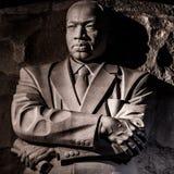 Martin Luther King jrmonument arkivfoton