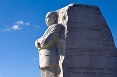 Martin Luther King Memorial Stock Images