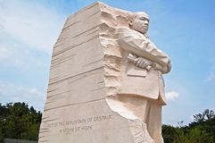 Martin Luther King Memorial Royalty Free Stock Photo