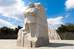 The Martin Luther king memorial Stock Image