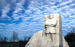 Martin Luther King Memorial Washington DC Stock Photo