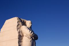 Martin Luther King Memorial Royalty Free Stock Images