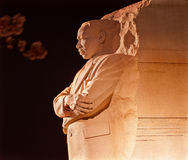 Martin Luther King Memorial Washington D Royalty Free Stock Image