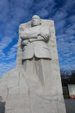 Martin Luther King Memorial Washington DC Stock Images
