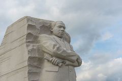 Martin Luther King Memorial in Washington DC Royalty Free Stock Image