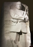 Martin Luther King Monument Royalty Free Stock Photography