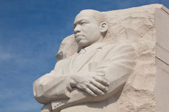 Martin Luther King Monument DC Stock Image