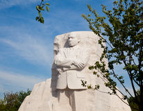 Martin Luther King Monument DC Royalty Free Stock Photo