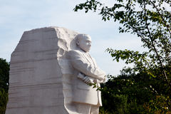 Martin Luther King Monument DC Royalty Free Stock Images