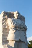 Martin Luther King Monument. In DC Stock Photos
