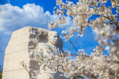 Martin Luther King Monument Stock Image