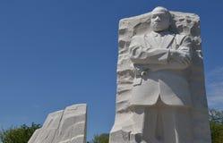 Martin Luther King Monument, Washington DC Fotografia Stock Libera da Diritti