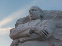 Martin Luther King Monument Washington DC Stock Photo